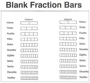 fraction bars workshop inequality. Black Bedroom Furniture Sets. Home Design Ideas