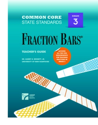 Common Core Standards for Fractions Grade 3